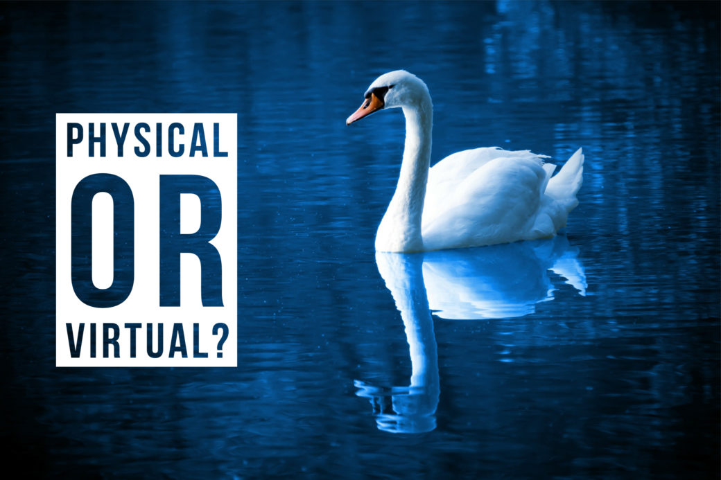 Physical or virtual